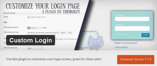 custom-login