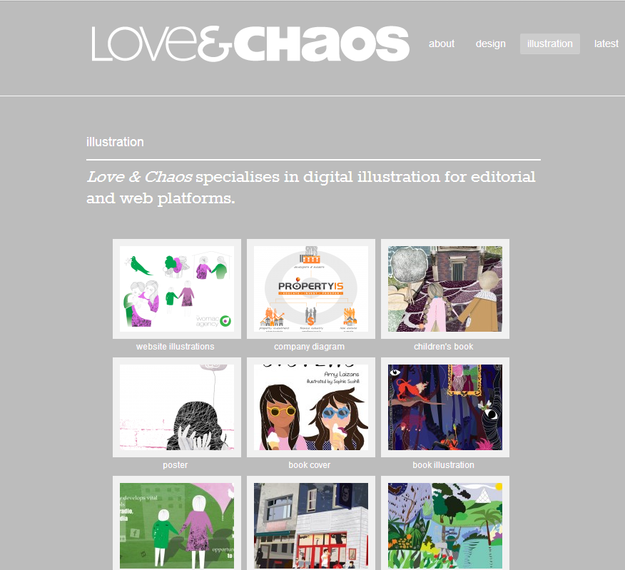 Love and Chaos 2014-2016