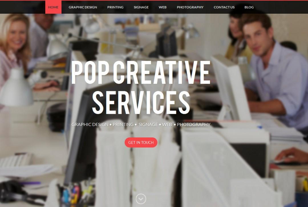 Pop Creative Graphics