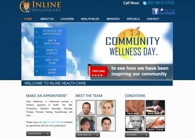 Inline Health Care 2014
