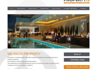 Property IS 2014