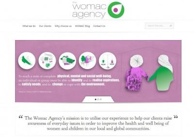 Womac Agency 2014