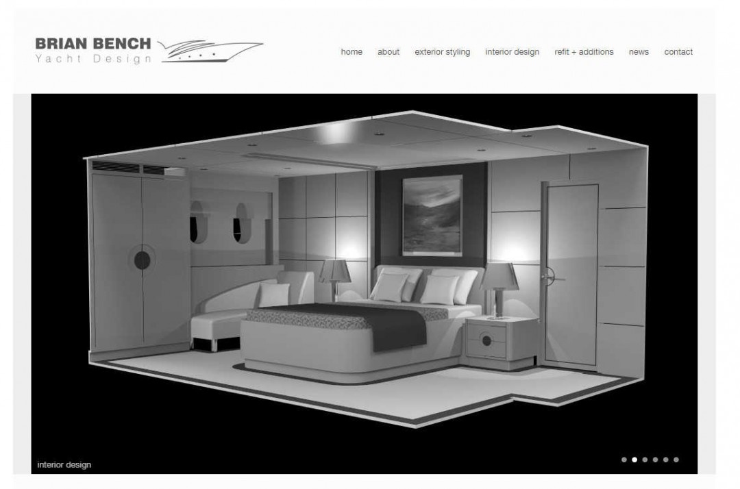 Brian Bench Yacht Design 2014