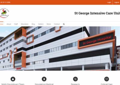 St George ICU 2016