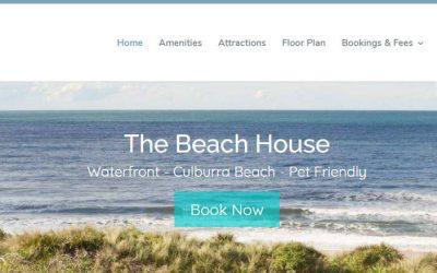 Beach House Culburra
