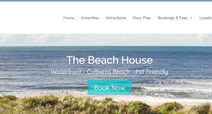 Beach House Culburra