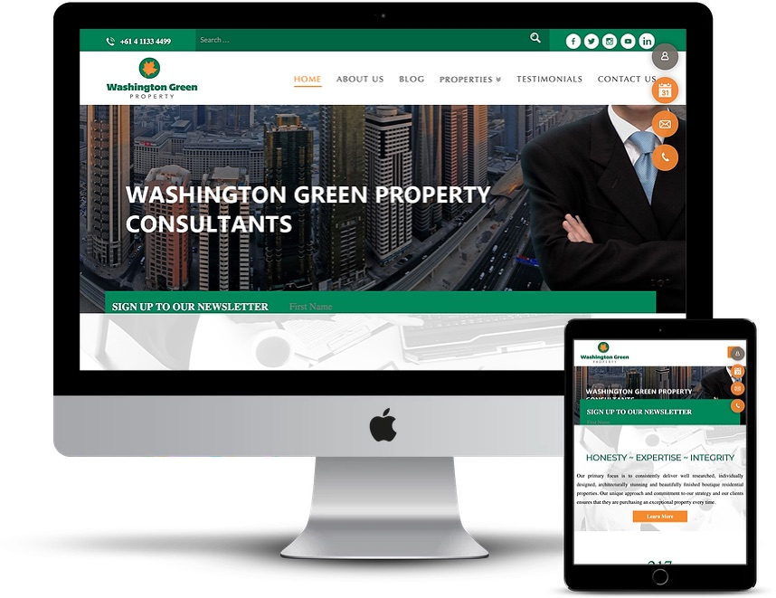 Washington Green