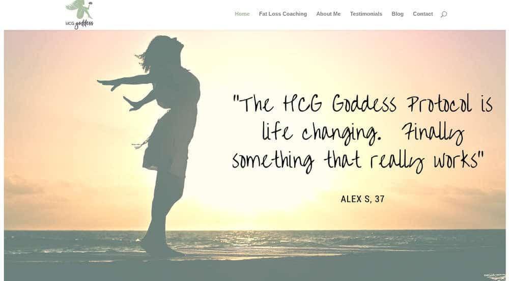 HCG Goddess