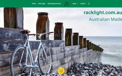 Racklight  – Website Creation