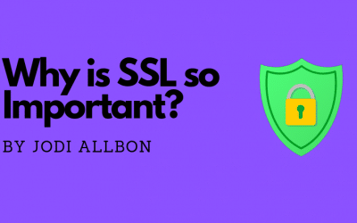 Why is having an SSL certificate important?