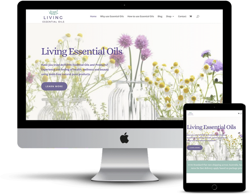 Living Essential Oils – Sydney