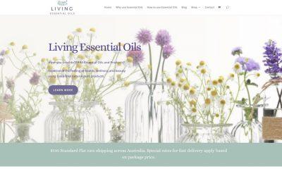 Living Essential Oils – Sydney