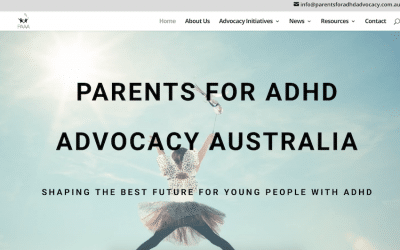 Parents for ADHD Advocacy Australia