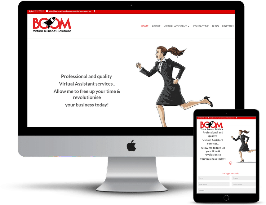 BOOM Virtual Business Solutions