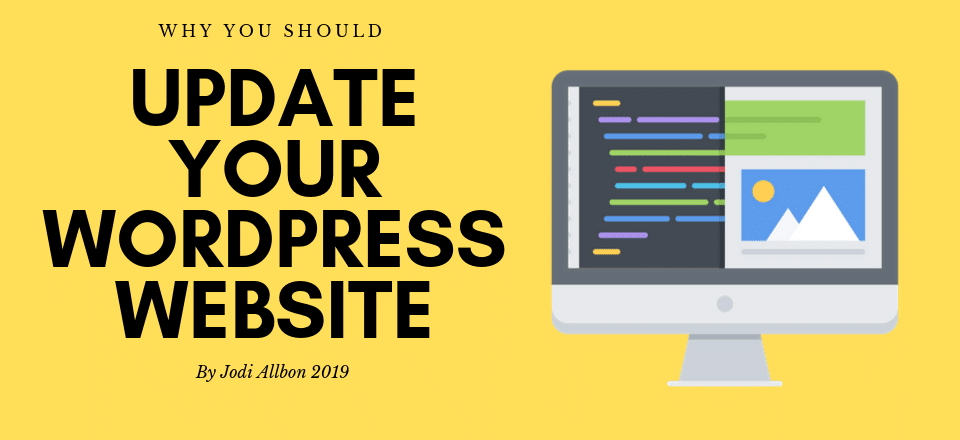 Why you should update your WordPress website